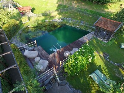 Nominee FUCHS: A completely renovated elderly Natural Pool