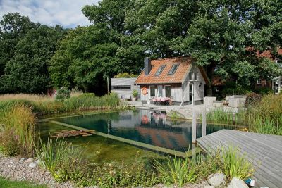 Nominee WREDE: A Natural Pool in a natural environment