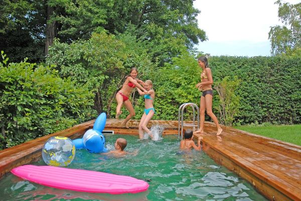 biotop case studies i natural pools and living pools. Black Bedroom Furniture Sets. Home Design Ideas