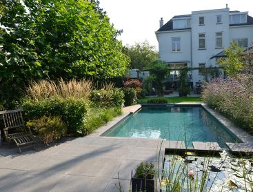 BIOTOP - case studies I Natural Pools and Living Pools