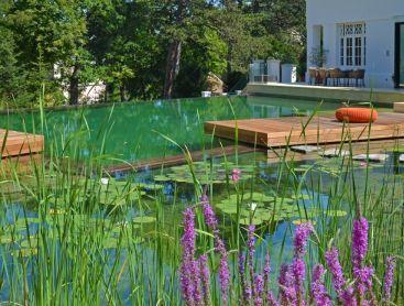 Natural Pool Designs design large natural boulder waterfall natural swimming pool natural swimming pool designs Austria 341 M