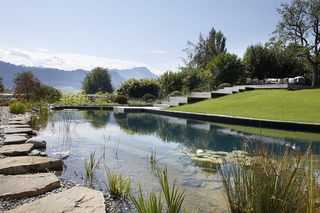 Biotop - case studies I Natural Pools and Living Pools