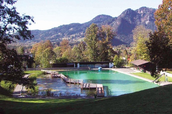 public natural pool in germany awarded environmental prize