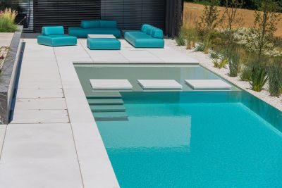 1st place - category: Living Pool - company: freiraum* (Austria)